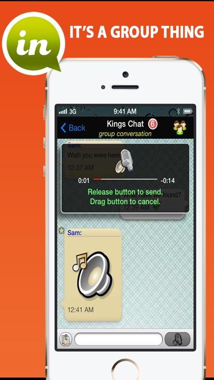 inChat screenshot-3