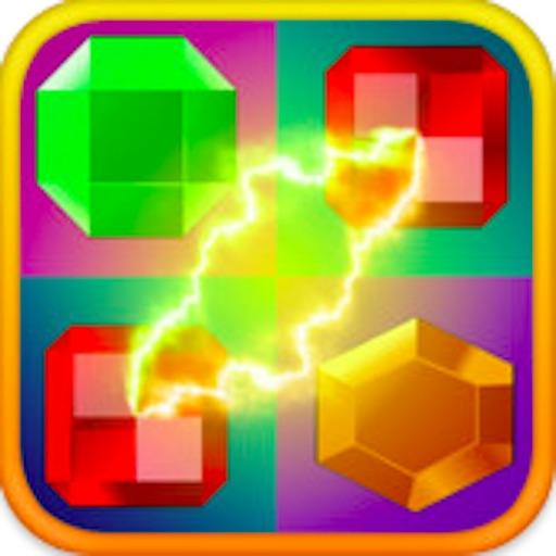 Jewel Rush Free iOS App