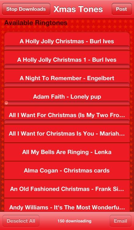 Best Christmas Sounds and Ringtones, High Quality Professional Ringtones!