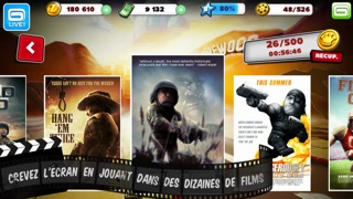 Massacrez du zombie gratuitement sur iPhone avec Zombiewood-capture-4