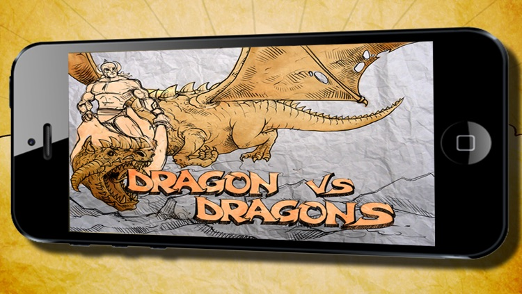 A Dragon Vs Dragons screenshot-0