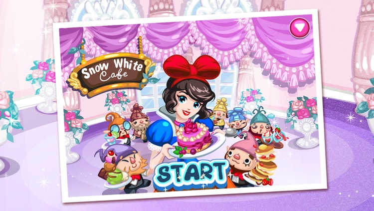 Snow White Cafe screenshot-0