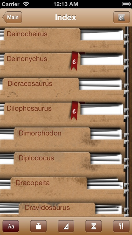 Dinosaur Book Lite: iDinobook screenshot-4