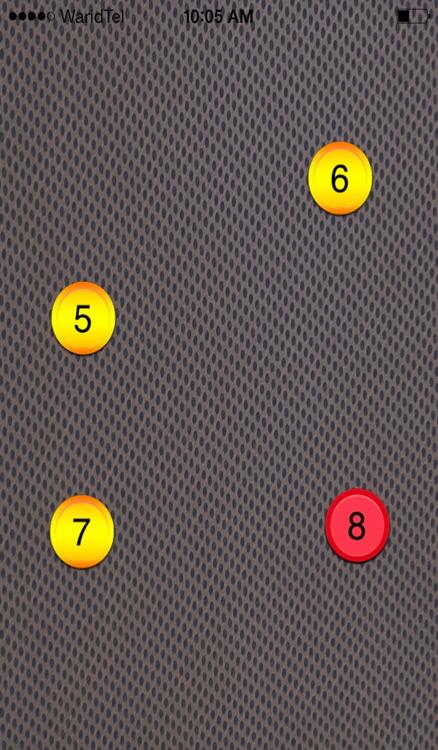 Reminder Training - Brain Game screenshot-3