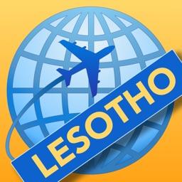 Lesotho Travelmapp