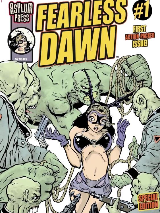 Fearless Dawn #1