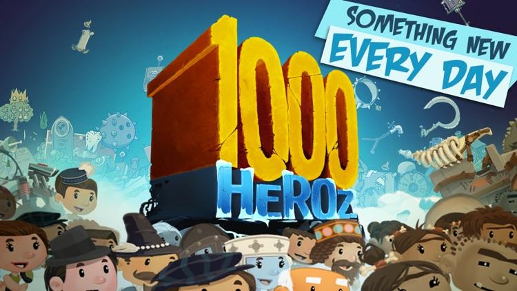 1000 Heroz screenshot-3