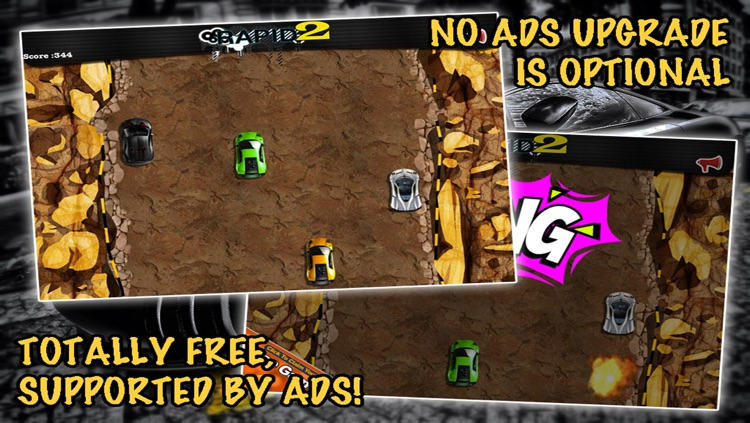 Rapid 2: Fast Track Car Racing screenshot-3