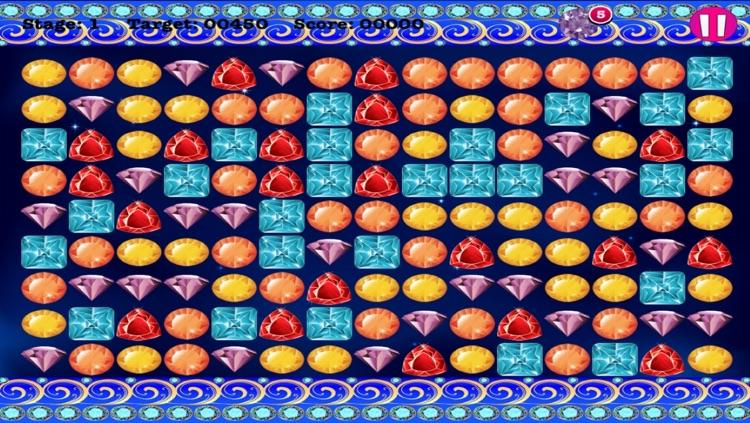Jewel Crush - Match 3 Mania Blitz