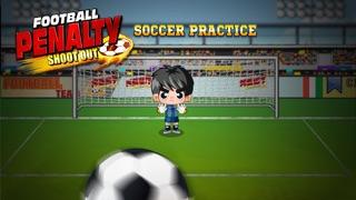 フリックペナルティサッカーPK戦 - Flick Penalty Soccer Shootoutのスクリーンショット2