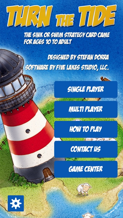 Turn The Tide: The Sink or Swim Strategy Card Game by Stefan Dorra screenshot-3