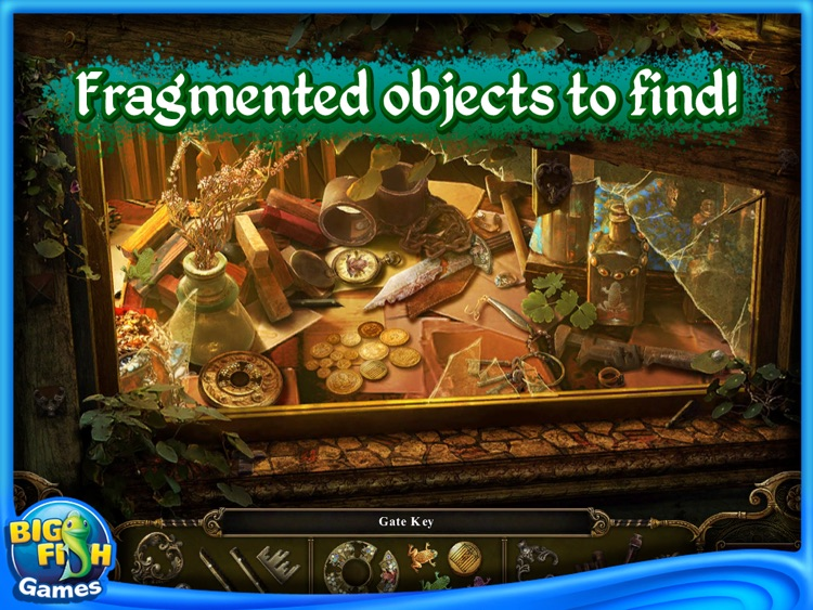 Dark Parables: The Exiled Prince Collector's Edition HD screenshot-3