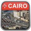 オフラインマッフ カイロ、エシフト: City Navigator Maps