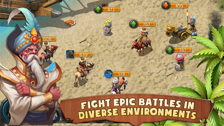 Kingdoms & Lords - Prepare for Strategy and Battle!