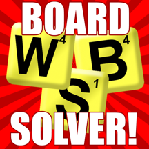 Dictionary Board Solver for Words With Friends + HD