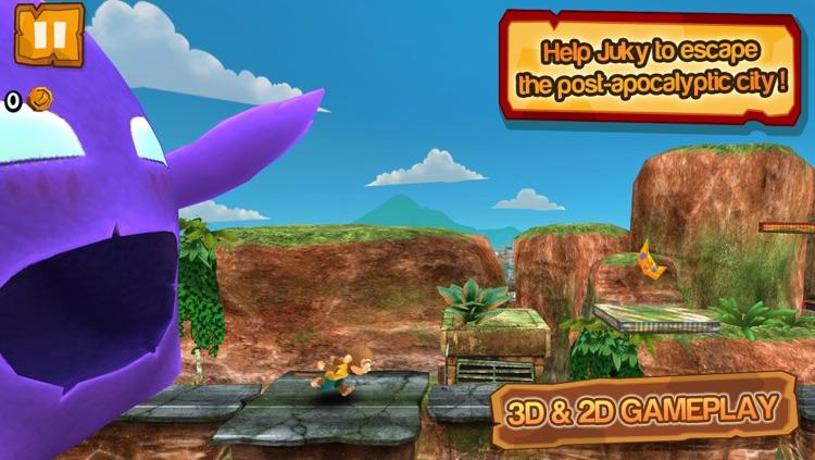 Super Monkey Run screenshot-3