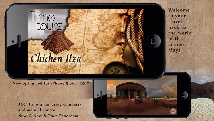 TimeTours: Chichen Itza