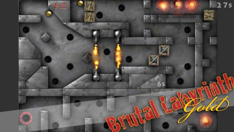 Brutal Labyrinth Gold screenshot-3