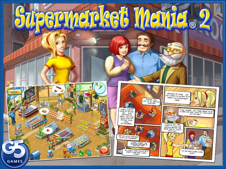 Supermarket Mania® 2 HD (Full)