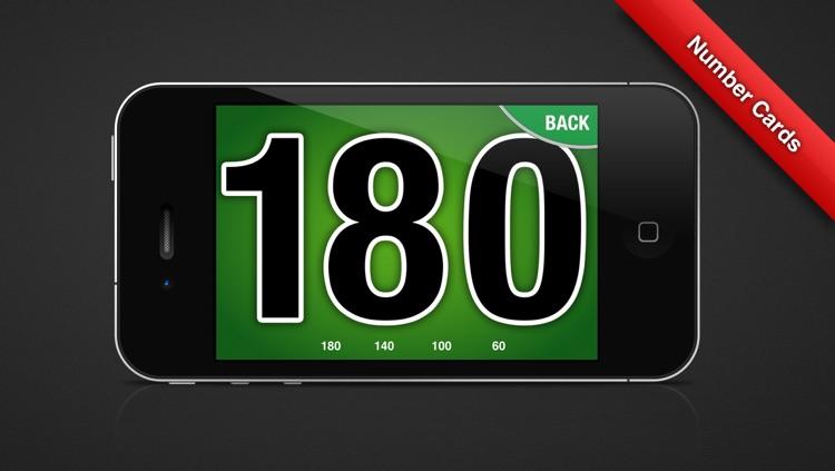 Game Shot Darts Scoreboard screenshot-4