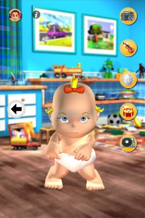 Talking Babies screenshot-3