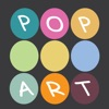 Pop Art Dots ライトアート:ドットアート - iPhoneアプリ