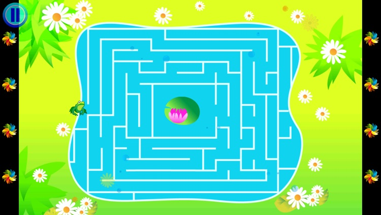 Wee Kids Mazes Free screenshot-2