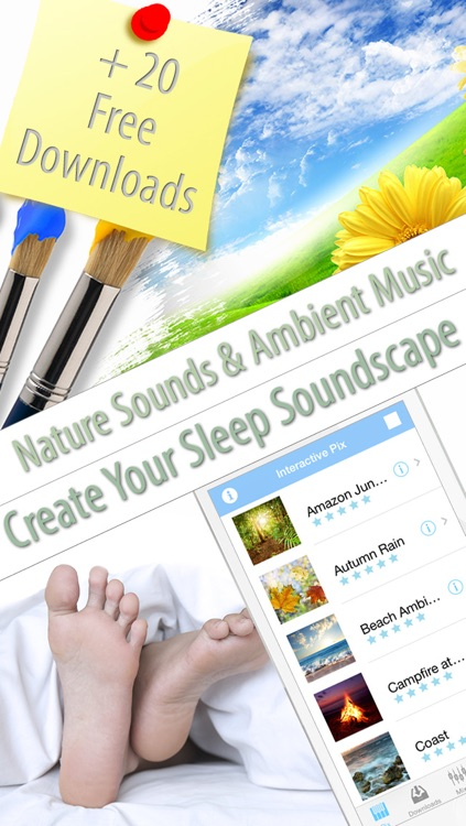 Sleep Sounds and Ambient Music