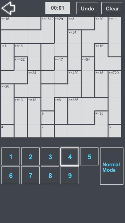 MathDu-It is funny than Sudoku! screenshot-3