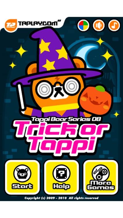 Trick or Tappi - Tappi Bear