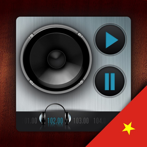 WR Vietnam Radios icon