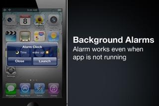 Alarm Clock Plus Free ScreenShot2
