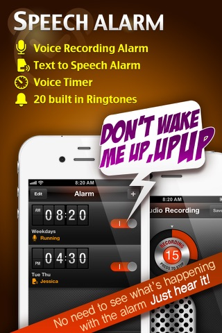 TTS Alarm free (Text-to-speech) | App Price Drops