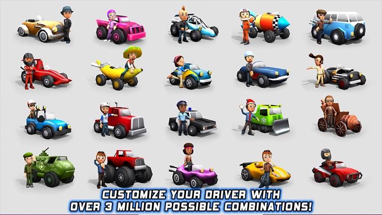Bounty Racer screenshot-3