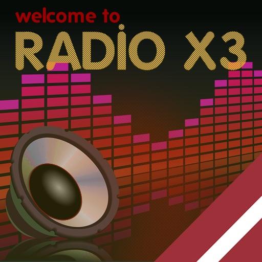 Radio, Latvija - X3 Latvia Radio