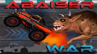 Abaiser Monster Trucks Vs Zombies: Free Words War Game-0