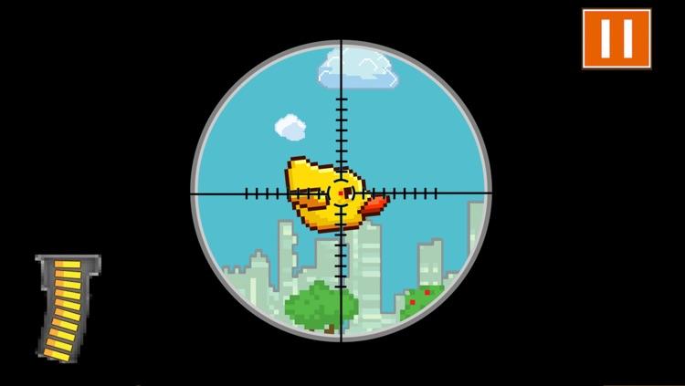 Flappy Duck Sniper Gun Shooter - High Flying Bird Shooting Free