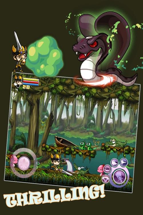 Little Conqueror screenshot-4