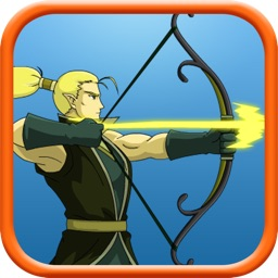Monster Bow And Arrow Game Free