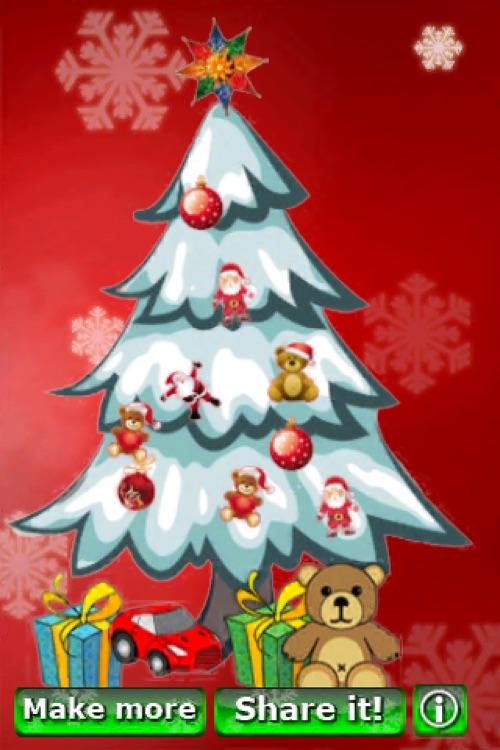 make christmas tree! screenshot-3