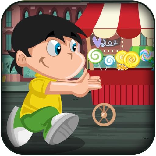 Candy Shop Mega Battle - Sweet Running Jumping & Slide Blast FREE FUN