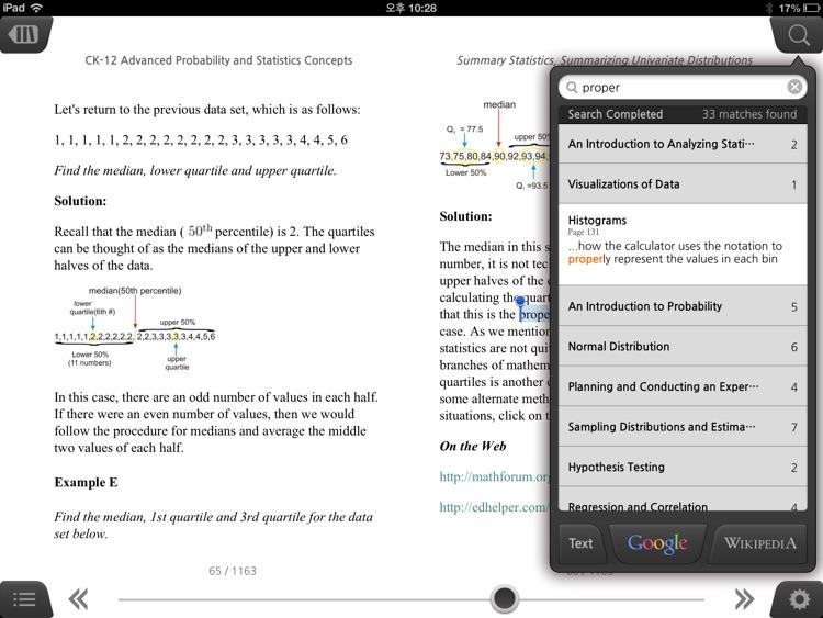 BooC ebook reader - Get & Read free books via Dropbox, Google Drive, Sky Drive and Web screenshot-3