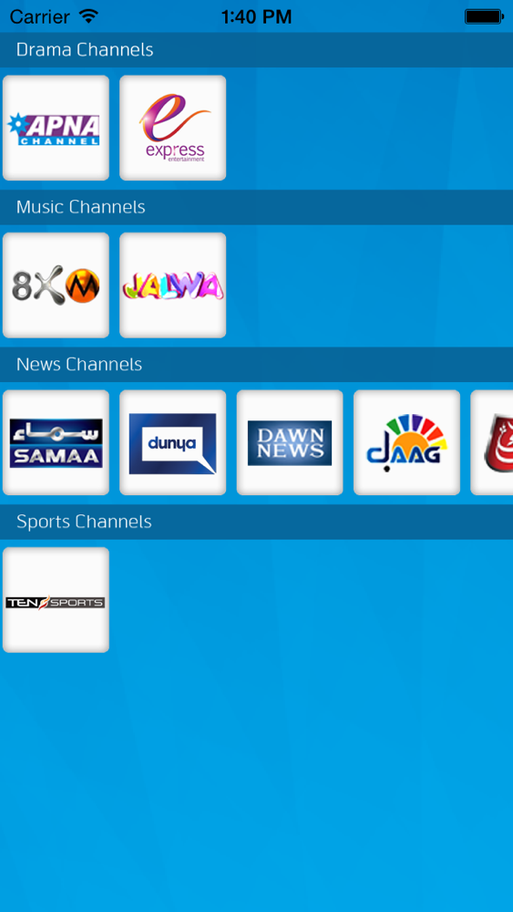 Telenor Tv App For Iphone Free Download Telenor Tv For Ipad Iphone At Apppure