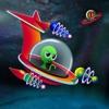 SPACE HERO - evil eye alien blaster