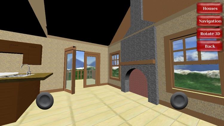 3D Houses Free screenshot-3