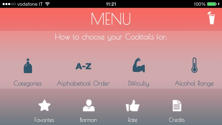 Cocktail Academy, the First Professional Cocktail Video Guide, more than 120 recipes for alcoholic drinks and alcohol free screenshot-3