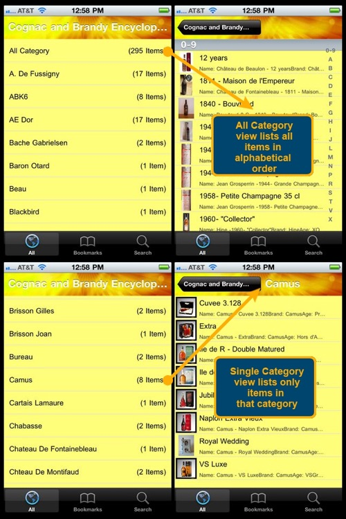 Cognac and Brandy Encyclopedia screenshot-1