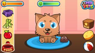 Screenshot of My Virtual Pet - Gioco Gratis di Animali Cuccioli1