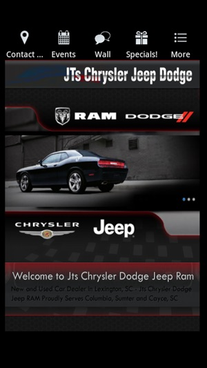 jts chrysler dodge jeep ram on the app store