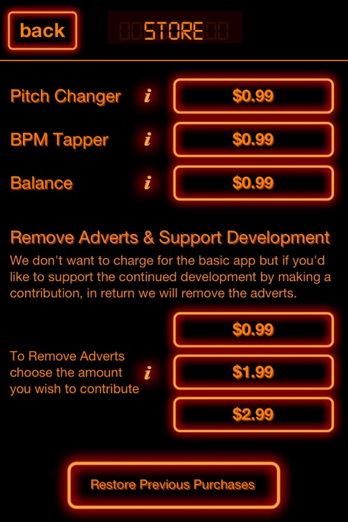 Tempo SlowMo Original - BPM Slow Downer